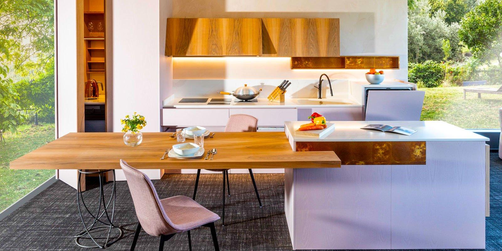 Una cucina completamente personalizzabile realizzata da Bressano Mobili di Villanova Mondovì