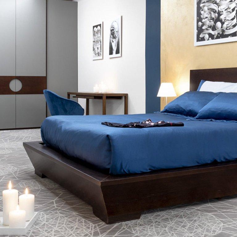 Una camera da letto costruita apposta per te: customizzata in ogni sua parte
