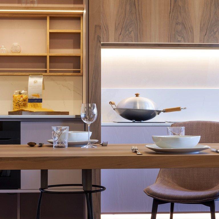 Cucina Bressano: progettiamo e realizziamo cucine su misura, anche con misure fuori standard